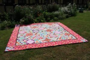 King quilt 044