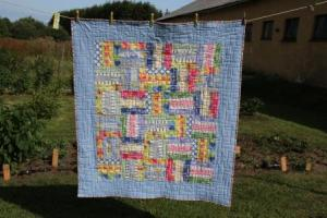 BABY QUILT 002